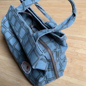 ❤️Vintage Brooklyn Industries canvas purse